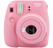 Fujifilm Instax MINI 9, růžová