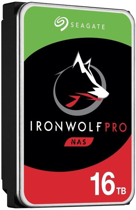 """Seagate IronWolf PRO, 3,5"""" - 16TB"""
