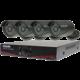 Evolveo Detective D04, 4-kanálový NVR + 4x kamera HD720p, IP65  + Voucher až na 3 měsíce HBO GO jako dárek (max 1 ks na objednávku)