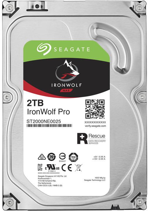 """Seagate IronWolf PRO, 3,5"""" - 2TB"""