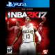 NBA 2K17 (PS4)  + Voucher až na 3 měsíce HBO GO jako dárek (max 1 ks na objednávku)