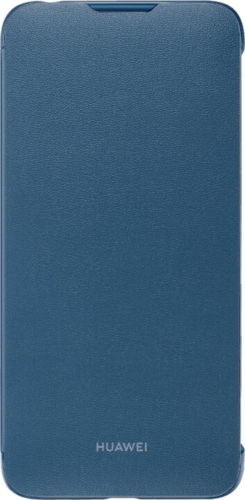 Huawei Original folio pouzdro pro Y7 2019, modrá