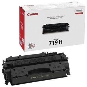 Canon CRG-719H, velkoobjemový, černý