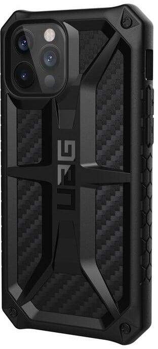UAG ochranný kryt Monarch pro iPhone 12/12 Pro, černá
