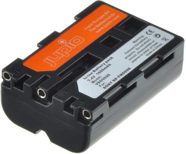 Jupio NP-FM500H akumulátor pro Sony