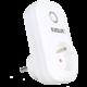 EVOLVEO PORTA U2, chytrá WiFi zásuvka s měřením spotřeby