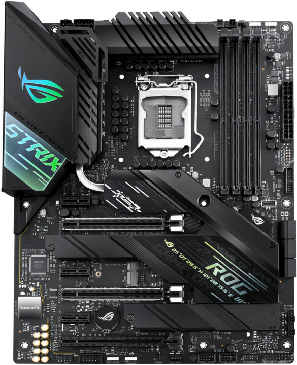 ASUS ROG STRIX Z490-F GAMING - Intel Z490