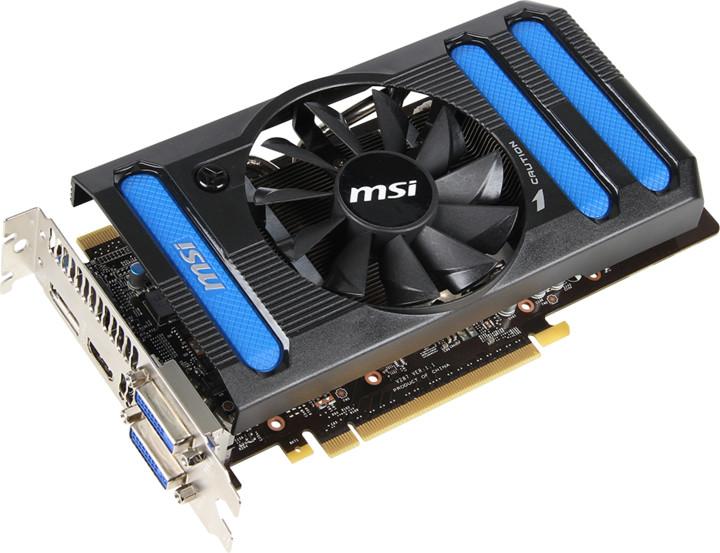 MSI N650Ti-1GD5/OC BE