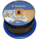 Verbatim DVD-R Printable (Inkjet) 16x 4,7GB spindl 50ks