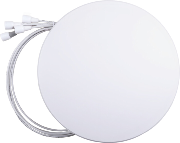 Cisco Meraki MR Dual-Band, 4,9dBI, RP-TNC pro MR42E, bílá