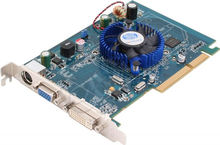 Sapphire ATI Radeon HD 2400 Pro 256MB