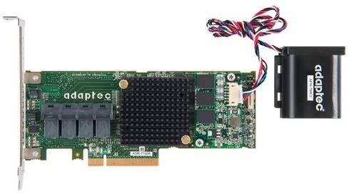 ADAPTEC RAID 71605 Single SAS/SATA 16 portů, x8 PCIe