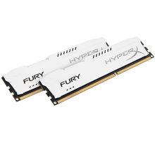HyperX Fury White 16GB (2x8GB) DDR4 3200 CL 18 HX432C18FW2K2/16