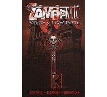 Komiks Zámek a klíč 1: Vítejte v Lovecraftu 9788088152972
