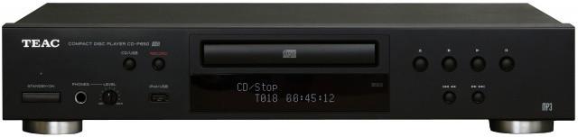 Teac CD-P650, černá
