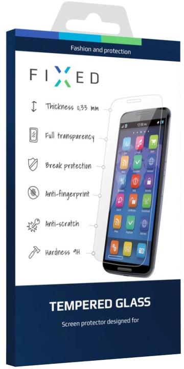FIXED ochranné tvrzené sklo pro Samsung Galaxy J7 (2016), 0.33 mm