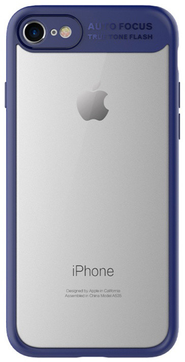 Mcdodo iPhone 7/8 PC + TPU Case, Blue