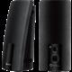 C-TECH SPK-01, 2.0, USB, černá