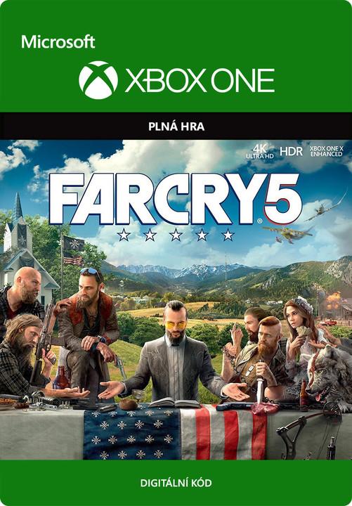 Far Cry 5 (Xbox ONE) - elektronicky
