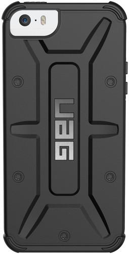 UAG composite case black - iPhone 5s/SE