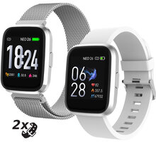 iGET FIT F30, Silver - 84002822