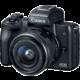 Recenze: Canon EOS M50 – kompaktní rozměry a 4K vhlavní roli