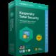 Kaspersky Total Security multi-device 2018 CZ pro 1 zařízení na 24 měsíců, nová licence  + Voucher až na 3 měsíce HBO GO jako dárek (max 1 ks na objednávku)