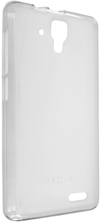 FIXED pouzdro pro Lenovo A536, bezbarvé