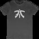 Fnatic Ess Logo, tmavě šedé (L)