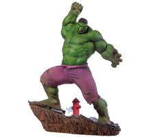 Figurka Marvel Comics - Hulk 1/10 - 606529302917 + LEGO Minifigure V160 Royal Guard - v hodnotě 150 Kč