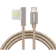 Remax RC-054a, datový kabel Typ-C, zlatá
