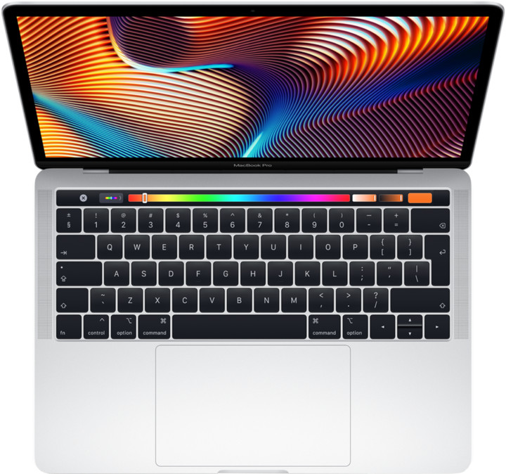 Apple MacBook Pro 13 Touch Bar 2.3 GHz, 256 GB, Silver (2018)