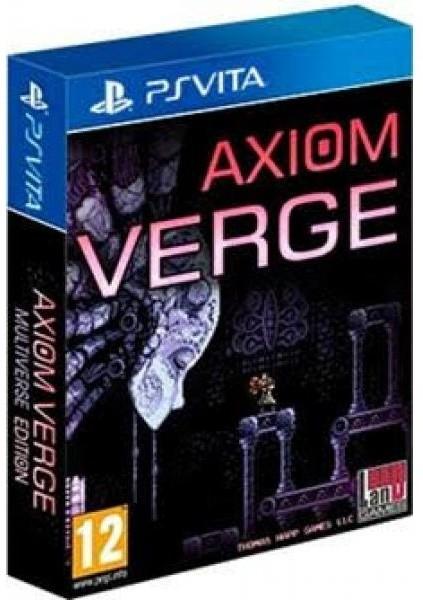 Axiom Verge - Multiverse Edition (PS Vita)