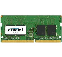 Crucial 8GB DDR4 2400 CL 17 - CT8G4SFS824A