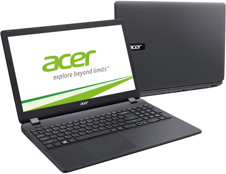 Acer Aspire ES15 (ES1-571-P5GQ), černá