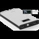 GoGEN 8000 mAh, display, bílá/černá