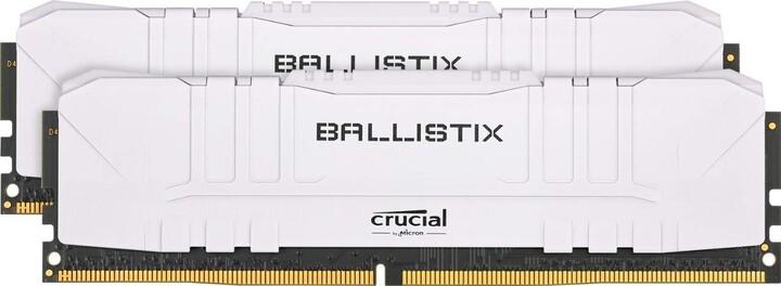 Crucial Ballistix White 16GB (2x8GB) DDR4 3600 CL16