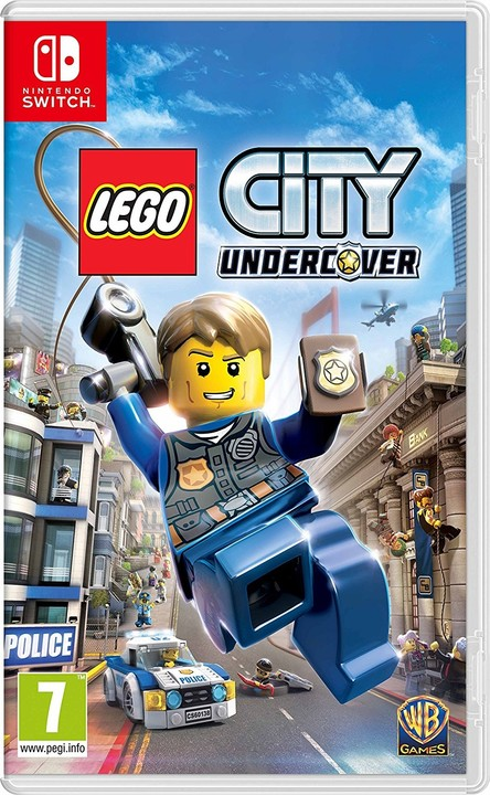 LEGO City: Undercover (SWITCH)