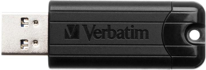 Verbatim PinStripe 64GB, černá