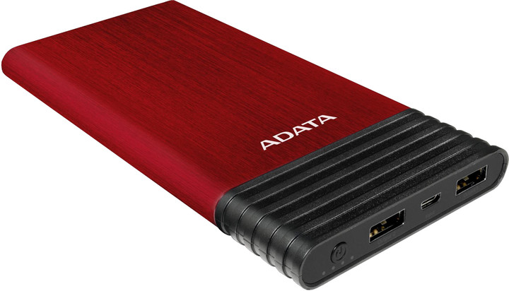 ADATA X7000 Power Bank 7000mAh červená