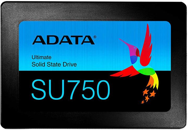 "ADATA Ultimate SU750, 2,5"" - 512GB"