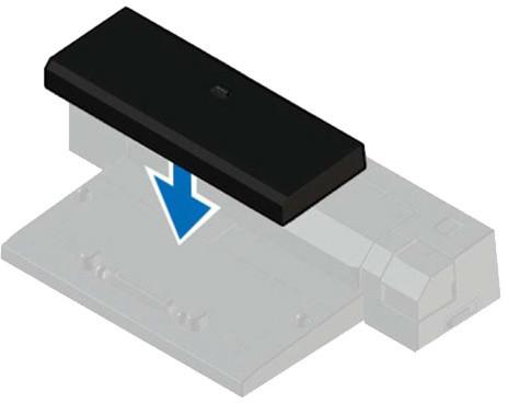 Dell Distanční prvek (spacer) pro doky Latitude E (POUZE pro řadu 7000)