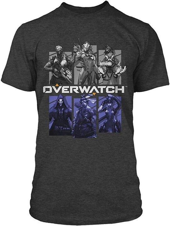 Tričko Overwatch - Bring Your Friends (US XL / EU XXL)