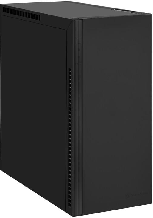 SilverStone Kublai KL07, černá