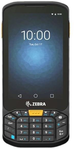Zebra Terminál TC20 WLAN, BT, 2D, 3,5mm, Android 7.0, IP54
