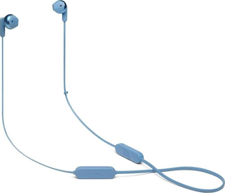 JBL Tune 215BT, modrá