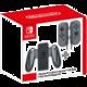 Nintendo Joy-Con (pár), šedý (SWITCH) + Charging grip  + Voucher až na 3 měsíce HBO GO jako dárek (max 1 ks na objednávku)