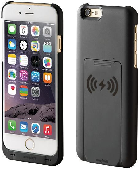 MiniBatt PowerCase Qi bezdrátový nabíjecí obal pro iPhone 7