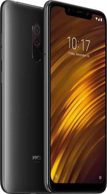 Xiaomi Pocophone F1, 6GB/128GB, šedá