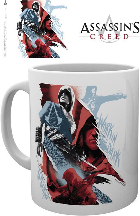 Hrnek Assassins Creed - Compilation